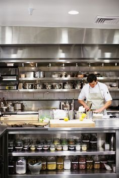 Top Chef Wisdom for an Organized Kitchen