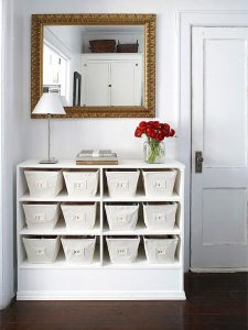 Organized Foyer